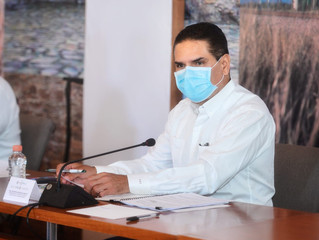 Reintegro de recursos a estados, para seguir haciendo frente a crisis: Silvano Aureoles