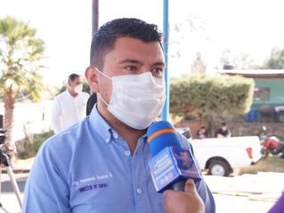 SAPAS Zacapu continúa apoyando a las comunidades para mejorar el suministro de agua potable