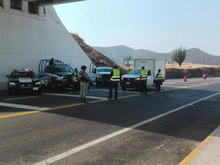 Permanentes, trabajos de combate al COVID-19 en Lázaro Cárdenas: SSP