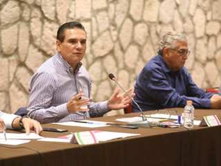 Instala Gobernador Comité de Crisis ante COVID-19