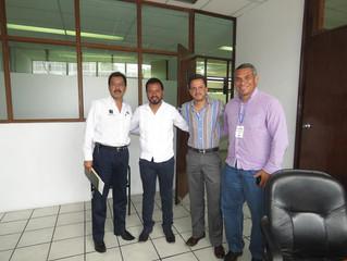 Ayuntamiento de Panindícuaro asistió a la Secretaria de Comunicaciónes y Obras Públicas para gestion