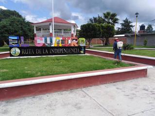 Ayuntamiento de Jiménez Continua con la Sanitización de Espacios Públicos