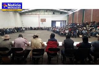 Se llevó a cabo la Asamblea Anual de la Asociación Ganadera de Erongarícuaro