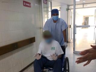 Suman 18 pacientes recuperados de COVID-19 en Hospital de Lázaro Cárdenas