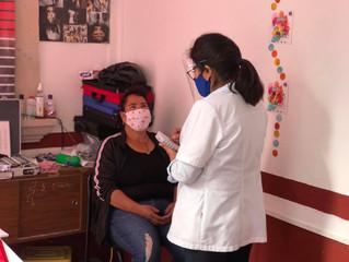 Ayuntamiento de Morelos Continua Brindando Atención Oftalmológica