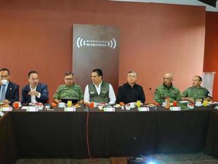 Con C5-i se fortalece la estrategia de seguridad: Gobernador