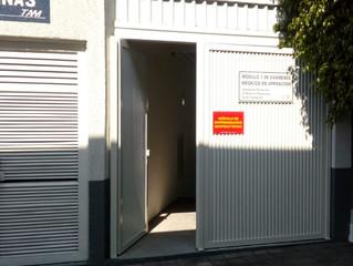 Instala SSM Módulo de Atención a Enfermedades Respiratorias en la Terminal de Autobuses de Morelia