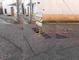 Ayuntamiento de Puruándiro Continua con la Reparación y mantenimiento