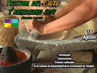 Ayuntamiento Zacapu invita al Festival del Elote Tarejero