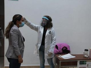 Michoacán, entre los cinco estados libres de COVID-19 en centros penitenciarios