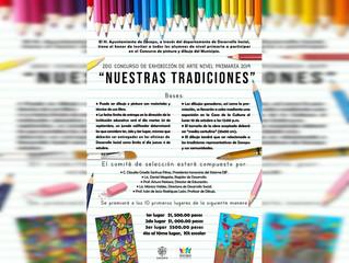 Ayuntamiento Zacapu invita a niños de primaria a participar en concurso de pintura y dibujo Nuestras