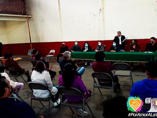 DIF Zacapu Presenta el Programa por Amor a la Vida
