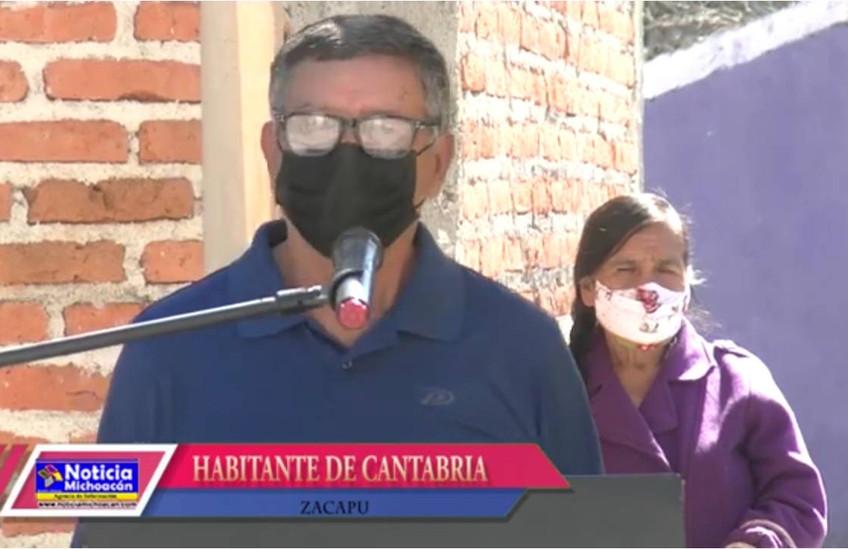 Luis Felipe León el primer presidente que atiende las necesidades de las comunidades