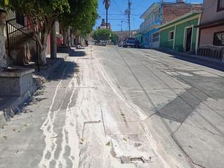 Ayuntamiento de Puruándiro Realiza Rehabilitación de Red de Agua Potable