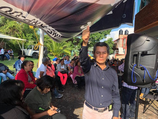 Mensaje de Marcélo Yepez Excandidato de MORENA y PT en Huaniqueo