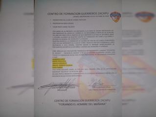 Jorge Velazco visor oficial del Club Tuzos Pachuca realizara visorias a integrantes de Guerreros Zac