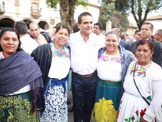 Turismo, de vuelta en Michoacán gracias a hospitalidad de su gente: Gobernador