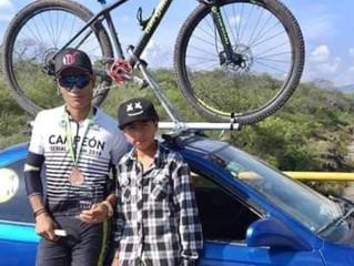 Apenas estrenó bicicleta y el zacapense Yopeth gana serial estatal de ciclismo
