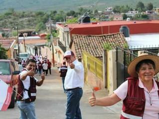 Se compromete Gonzalo Herrera Pérez a Visitar Mensualmente los municipios del Distrito 07