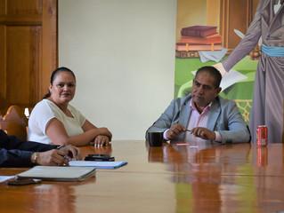 Edil Ariel Trujillo respalda a productores de lenteja de Coeneo