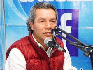 Invita Marcelo Yépez Candidato a Presidente Municipal de Huaniqueo Por Morena y por el Partido del T