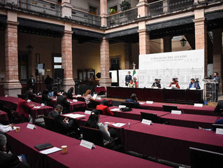 El Congreso del Estado legisla en favor de la mujeres y reitera su lucha contra la violencia