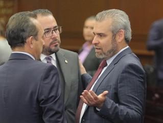 Alfredo Ramírez pide valorar condonación de impuestos a nómina y hospedaje por COVID19
