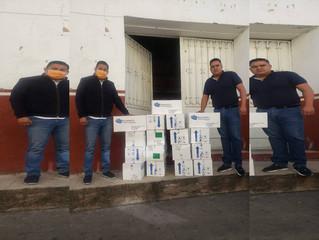 DIF de Puruándiro hace Entrega de Medicamentos Gratuitos