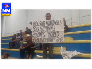 Piden a Alcalde de Huaniqueo Heriberto Ambriz Tovar aclare desvío de recursos
