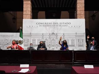 Improcedente denuncia de juicio político contra María Silva Pardo García: diputados