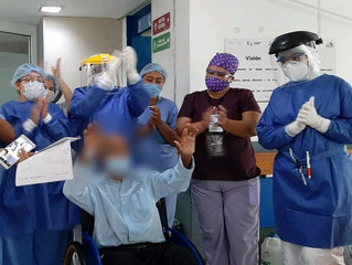Superan COVID-19 tres hombres en Lázaro Cárdenas