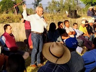En 2021, ciudadanos ratificarán su confianza en Morena: Alfredo Ramírez