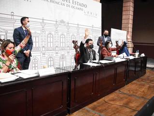 Diputados aprueban reformas a Ley Orgánica y de Procedimientos del Congreso