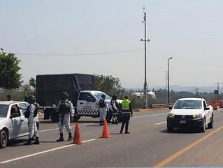 Labores diarias para combatir COVID-19 en Lázaro Cárdenas: SSP