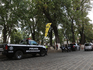 Continúan estrategias para controlar propagación de COVID-19 en municipios con Bandera Amarilla