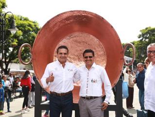 Santa Clara del Cobre, orgullo internacional de Michoacán: Silvano Aureoles