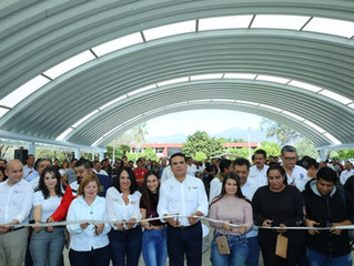 Obras educativas, herramientas para que  jóvenes hagan de Michoacán un mejor lugar