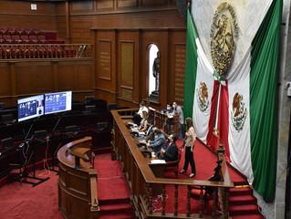 Congreso michoacano aprueba reformas para impulsar el desarrollo de la juventud en México