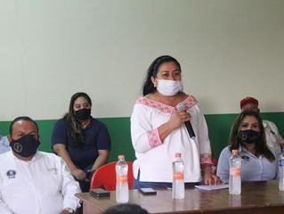 Ayuntamiento de Puruándiro Realiza Curso de Capacitación para el Llena de IPH