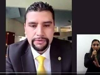 Octavio Ocampo propone dar certeza a municipios para que destinen recursos del FAEISPUM a medio ambi