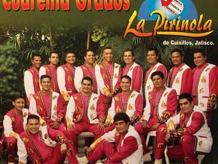 Banda Pirinola estará presente en verbena popular del 16 de sep. en Panindìcuaro
