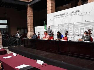 Aprueban diputados carencia de elementos para designación de regidor de Tepalcatepec