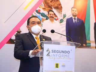 GPPRD demanda reasignación de recursos federales para salud y reforma fiscal: Tony Martínez