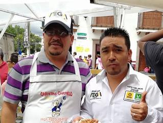 Promoveremos las carnitas de Quiroga para que las conozca todo el mundo: José Luís Vega Torres