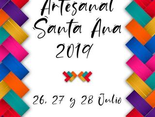 Ayuntamiento Zacapu invita al Tianguis Artesanal Santa Ana 2019