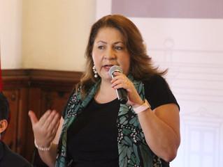 El castigo a la violencia política de género, gran pendiente en Michoacán: Cristina Portillo
