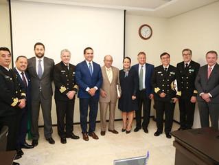 Pactan Gobierno de Michoacán y SCT infraestructura para el Puerto Lázaro Cárdenas