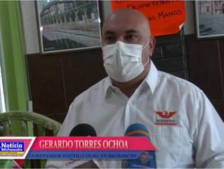 Recorreremos el Estado en busca de los mejores perfiles para las elecciones: Gerardo Torres