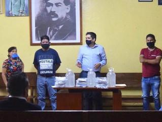 CONSTRUIREMOS DE MANERA CONJUNTA LA LEY INDÍGENA INTEGRAL EN MICHOACÁN: ARTURO HERNÁNDEZ