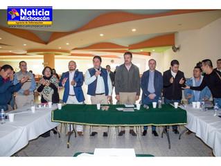 Quiroga sede de reunión regional del programa de transformación de residuos solidos urbanos
